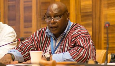 UN Special Rapporteur Maina Kiai speaks during a HRC26 (June 12, 2014) Flickr/Some rights reserved.