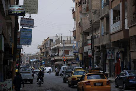 Raqqa centre. Wikimedia Commons/Bertramz. Some rights reserved.