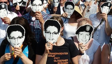 A demonstration against PRISM in Berlin. Wikimedia Commons/Mike Herbst. Some rights reserved.