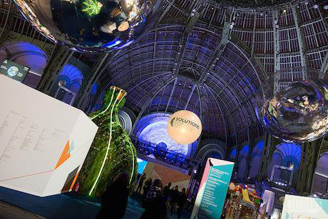 Solutions COP21 at Grand Palais. Mark Dixon:Flickr. Some rights reserved.jpg