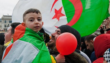 These were the first elections in Alegria since the Hirak protests led President Bouteflika to step down in 2019