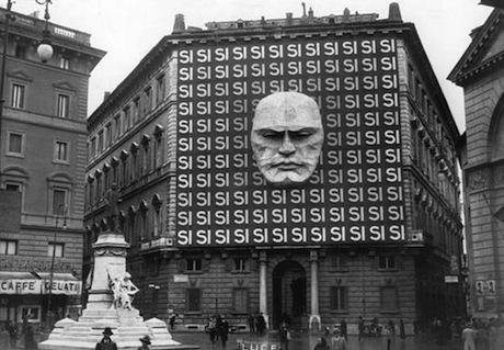 The National Fascist Party HQ, Rome 1934. Recuerdos de Pandora:Flickr. Some rights reserved.jpg