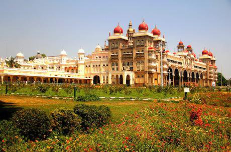 The Palace at Mysore. Flickr:Natesh Ramasamy. Some rights reserved.jpg