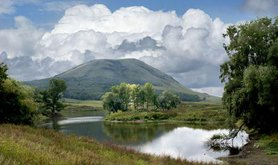 Toratau mountain, a source of national pride for Bashkortostan and limestone for its chemical companies