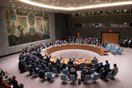 The security council, 2015