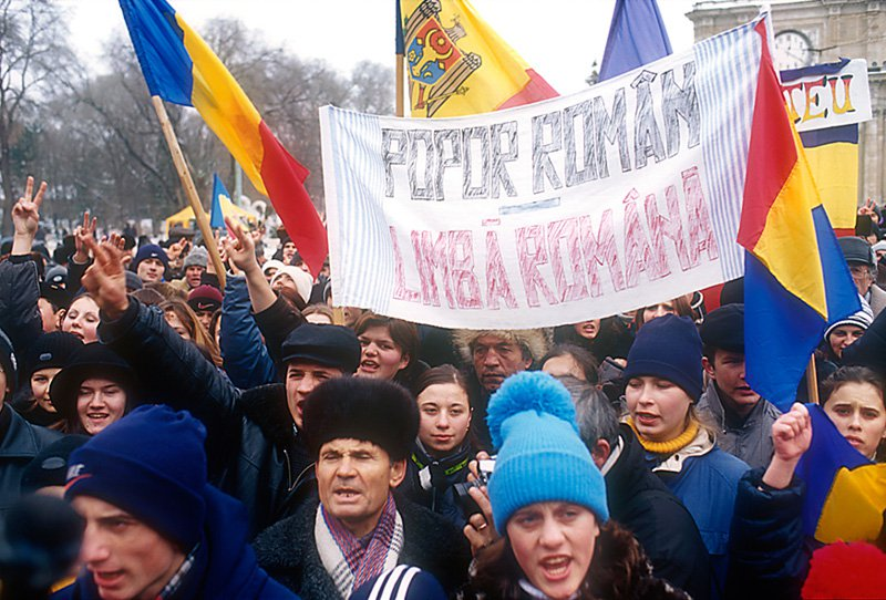 Unification protest.jpg