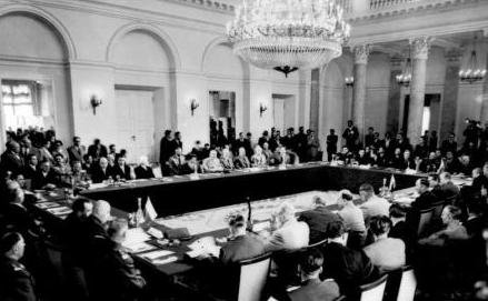 Warsaw Pact Conference