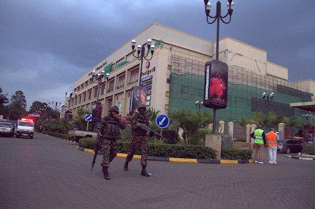 Westgate shopping centre has just reopened after 2013's shooting. Boniface Muthoni/Demotix. All rights reserved.