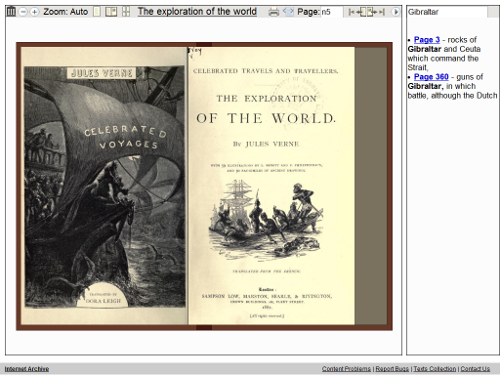 Open Library Screen shot/Internet Archive /Wikimedia Commons