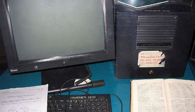 The First Web Server/Wikimedia Commons