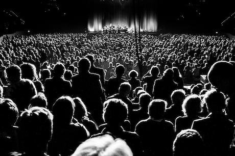 An Audience