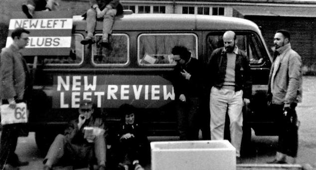 Stuart Hall and his New Left Review comrades