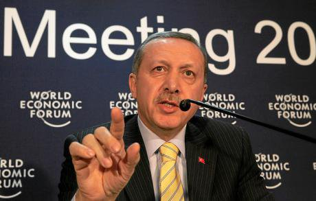 Turkey's president Erdogan has recently called the EU's sincerity into question. | WEF/flickr (some rights reserved)