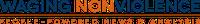 Waging Nonviolence logo