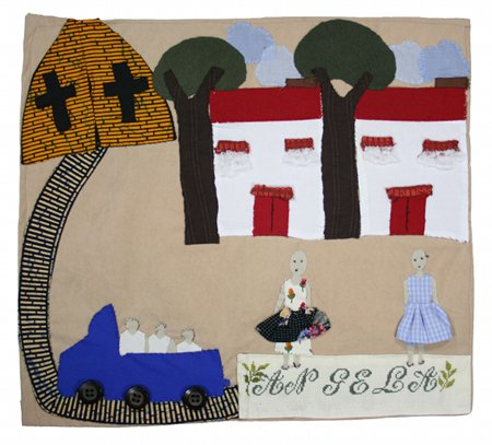 Memories of that Story. Quilt