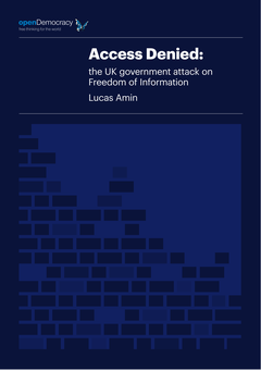 Access Denied report cover