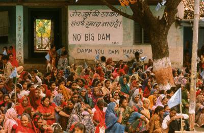 Resistance to the Narmada Valley Development Project