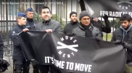 Dyab Abou Jahjah and race equality organisation, Movement X, November 2014