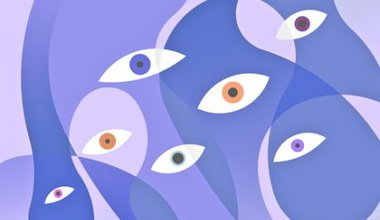Eyes watching your privacy.