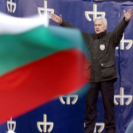 Volen Siderov, leader of Ataka. Source: Wikimedia Commons/Ivan. Some rights reserved