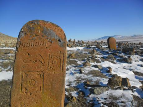 Treatment of Azeri monuments in Armenia is linked to the chronology of the Karabakh War, notes ethnographer Hranoush Kharatyan