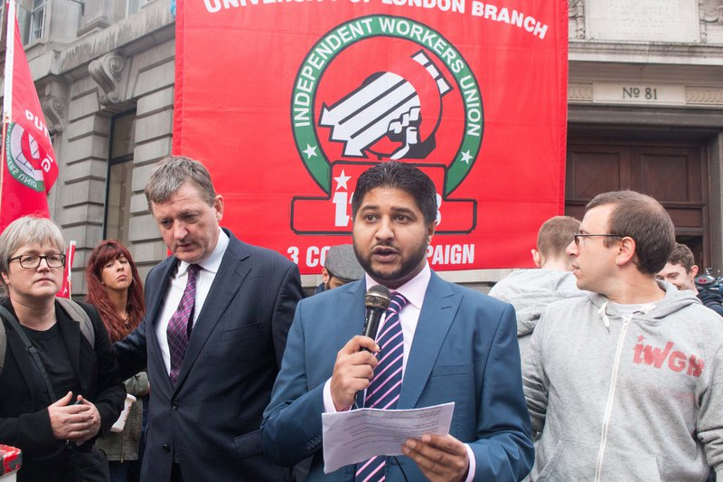 yaseen-aslam-speaking-at-Precarious-labour-strikes-back-protest-by-Guy-Benton.jpg
